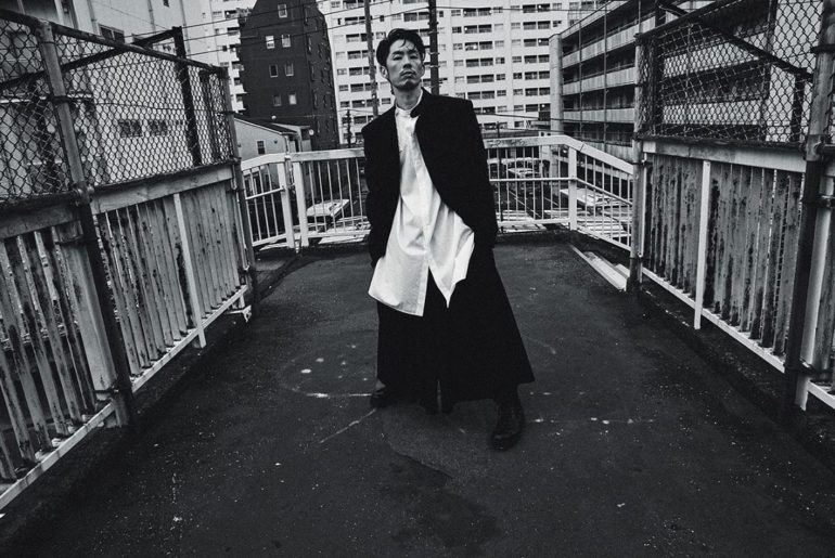 Yohji Yamamoto BLACK SCANDAL SS20 Collection.  Available on December 6th in Japa...